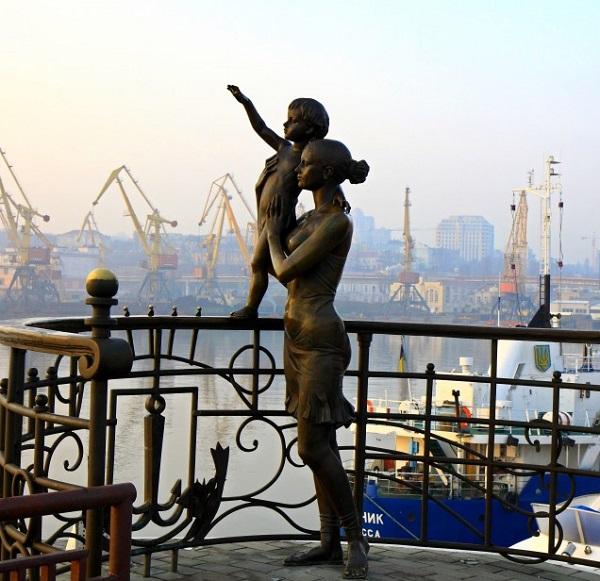 жене моряка