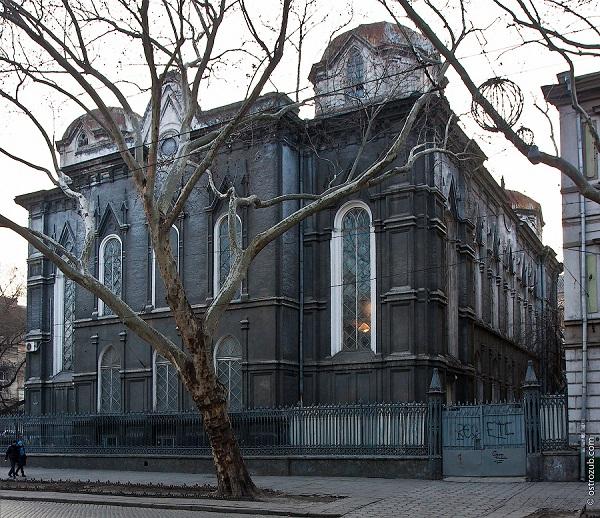 Одесский архив