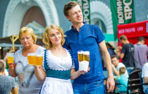 Пивной фестиваль в Одессе 2019