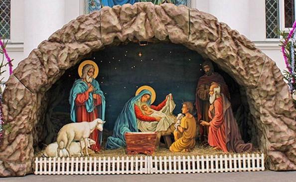 Католическое Рождество в Одессе 2019