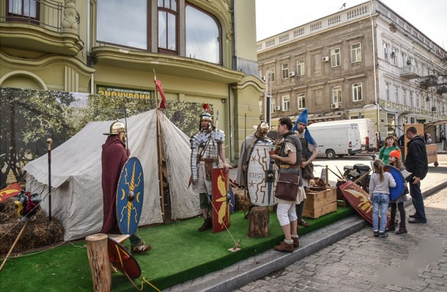 Пасха в Одессе - как проходит праздник